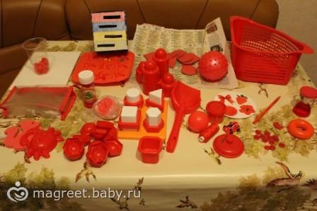 ЦВЕТНЫЕ ДНИ: Красный