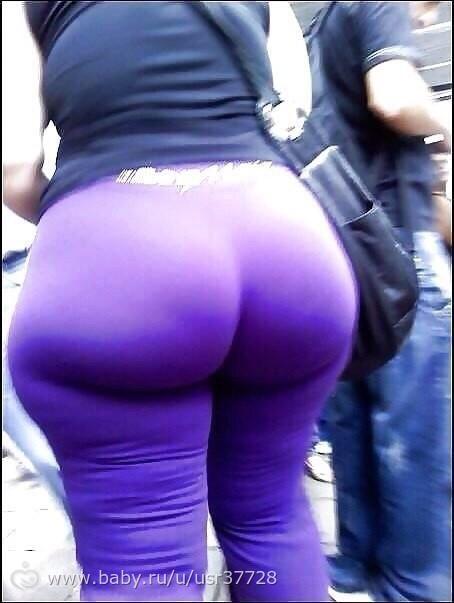фото большие задницы в лосинах