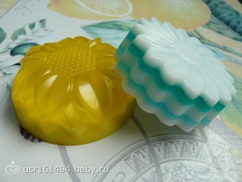 Как сделать мыло из обмылков Полезные советы 17