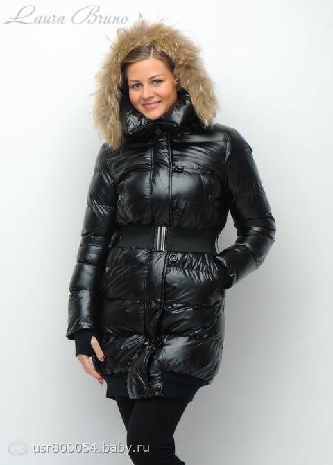 Верхняя зимняя одежда для беременных 12