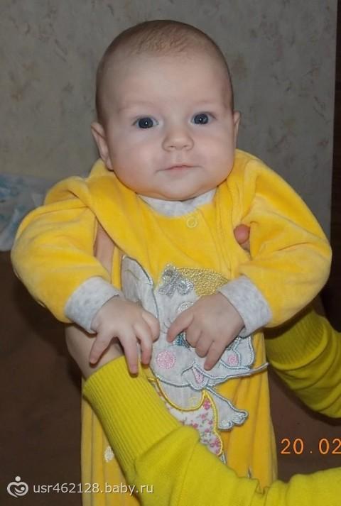 Малыш в одежде конкурс