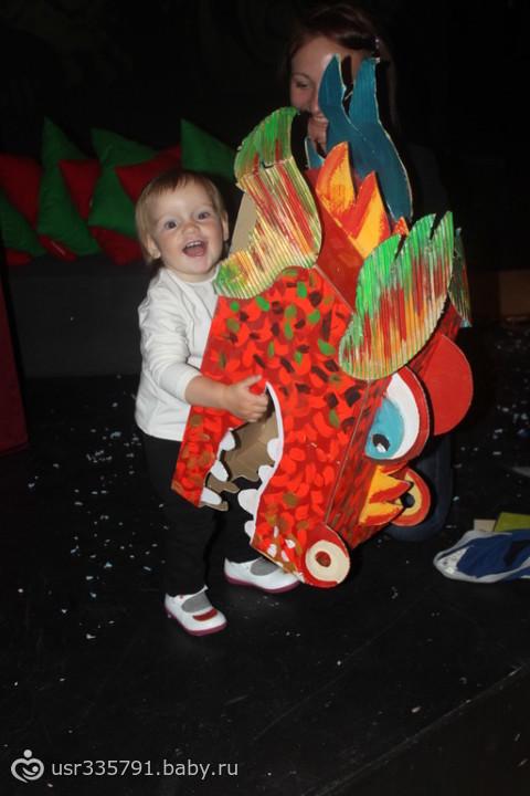 Детский театр на английском языке Flying Banana Children's Theatre