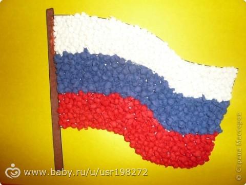 Поделки на тему россия в детский сад