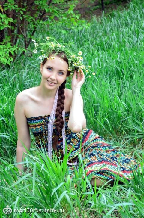 Секс на природе в русской деревне зрелые 28