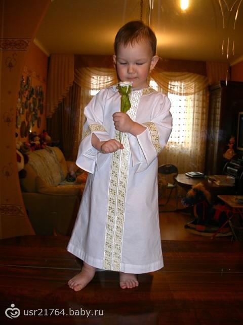 Рубашка для мальчика своими руками фото