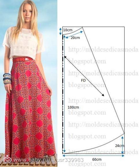 Длинные платья 2015 лето выкройки
