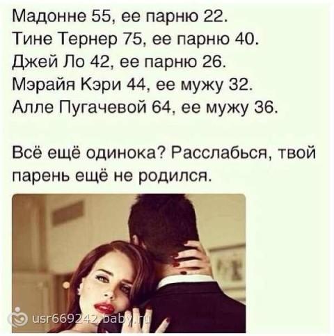 Тем кто еще не замужем))) - на бэби.ру