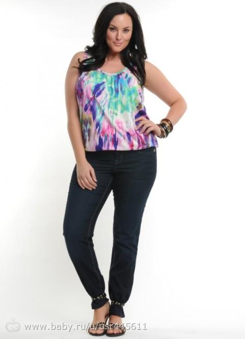 одежда больших и маленьких размеров, для мужчин, женщин и детей, джинсы с высокой,низкой и средней посадкой, трикотаж
