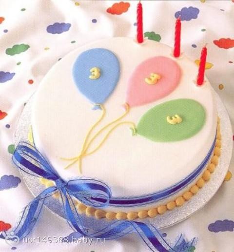 Детские украшения для торта из мастики своими руками для