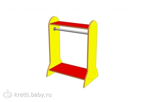 Вешалка для ряжения в детский сад своими руками