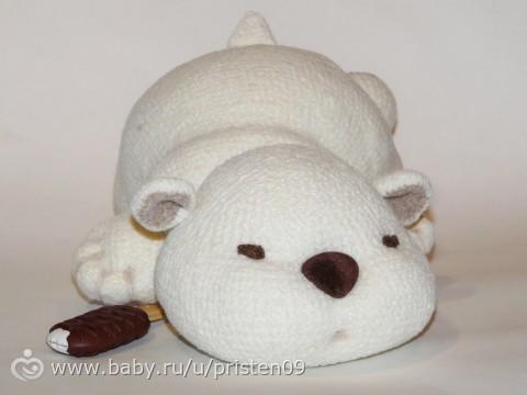 Сладкие сны белых медведей.