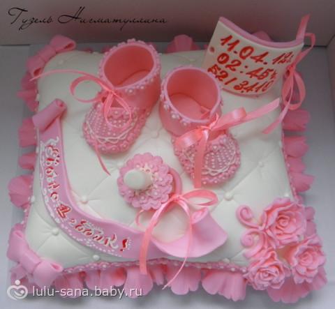 МК: Тортик «Подушка с изумрудом» — как сделать торт ...