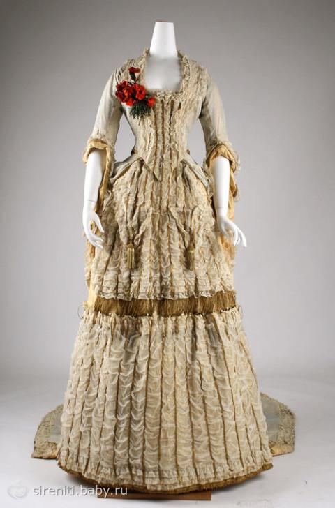 Купить платья как в 18 веке