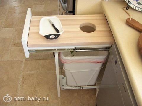 Интересная идея для нас на кухне - Ремонт и дизайн