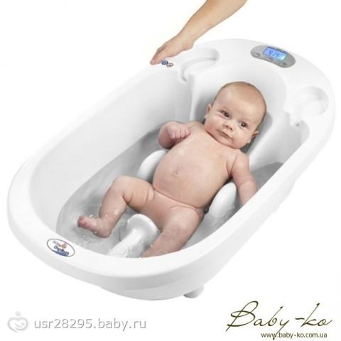Ванночки для новорожденных, детские горки для купания