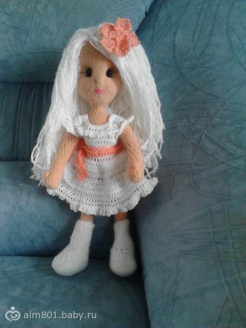 Есть только схема куклы вот