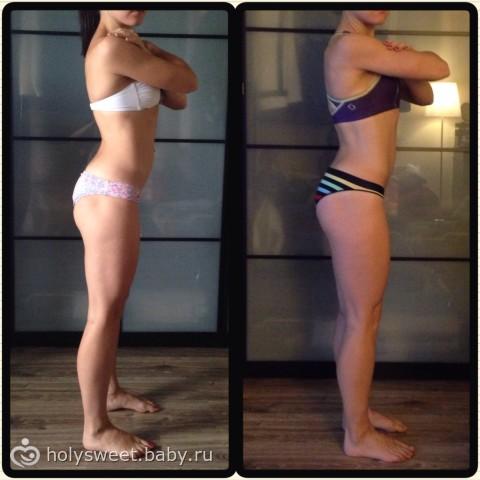 Как похудеть с помощью пп и спорта