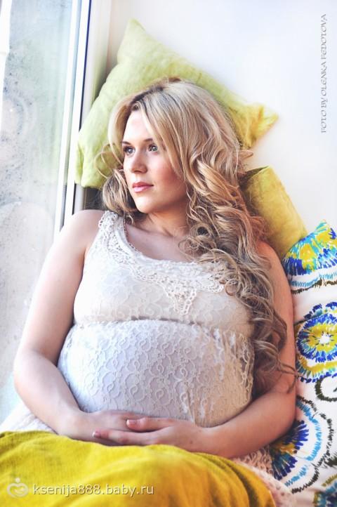 Фото на обложку для беременных
