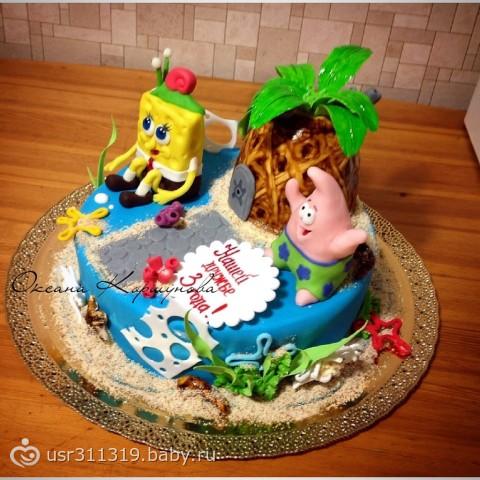 Торт для друзей))