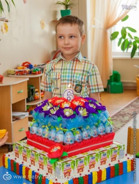 Подарки на день рождения детского сада своими руками