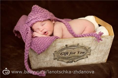Реквизит для фотосессии новорожденных своими руками