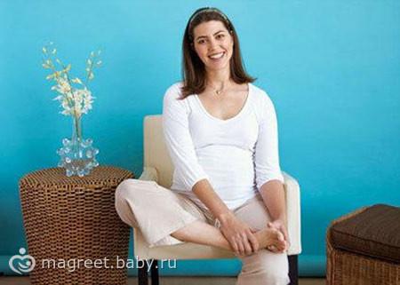 Как избежать отеков во время беременности?