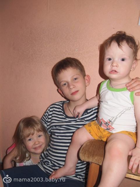Мои дружные детки