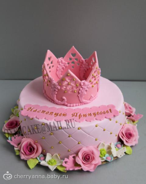 Фото тортов для девочек