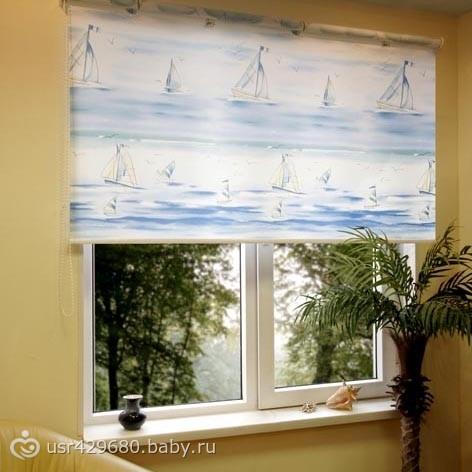 Сколько стоит ролетное окно