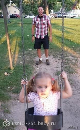 Ребенок остается с отцом. - если ребенок остался с папой - запись 59