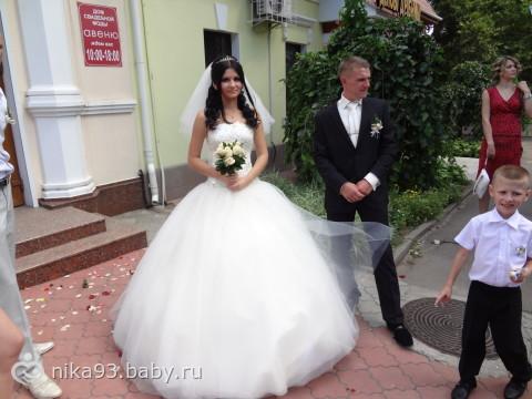 Платья пышные из украины