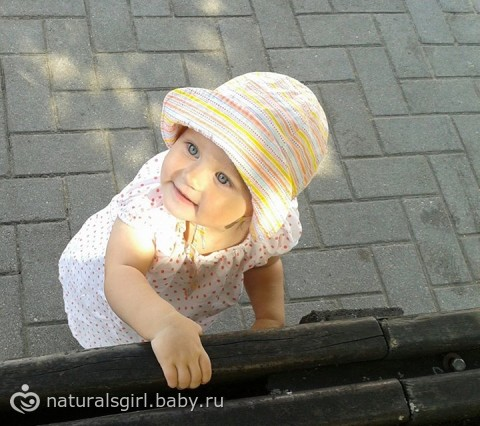 Маленькая Анна