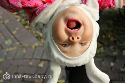 Озорной зайчонок! )))