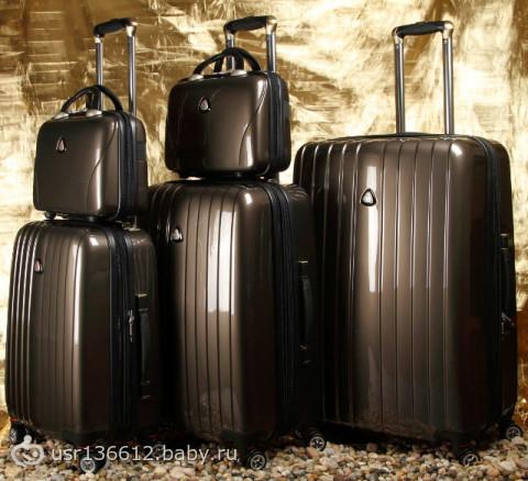 Дорожные сумки-чемоданы swissgear чемоданы