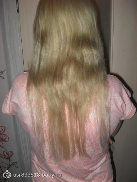 Почему на концах тонкие волосы