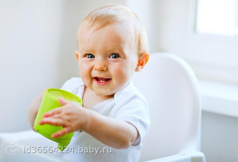 Когда вводить сок ребенку?