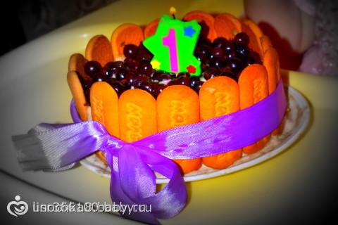 Торт ребенку на 2 года своими руками и рецептами 27