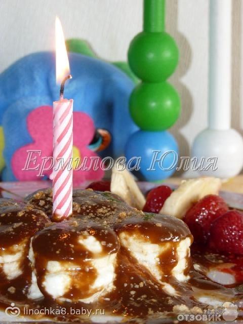 рецепт торта для малыша 1 год
