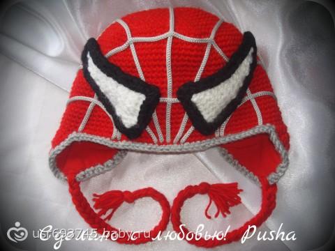 Человек-паук, будь он неладен! )))