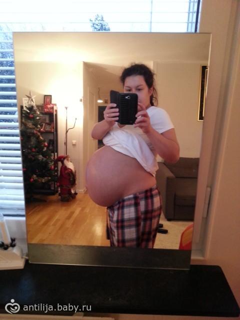 Беременность 27 недель.двойня