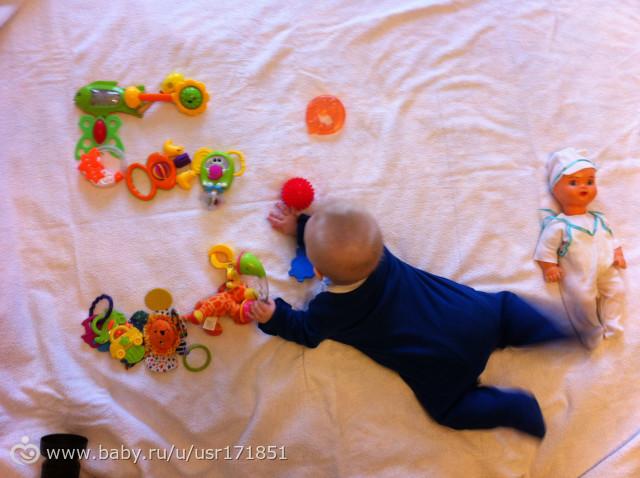 Как отпраздновать полгода ребенку