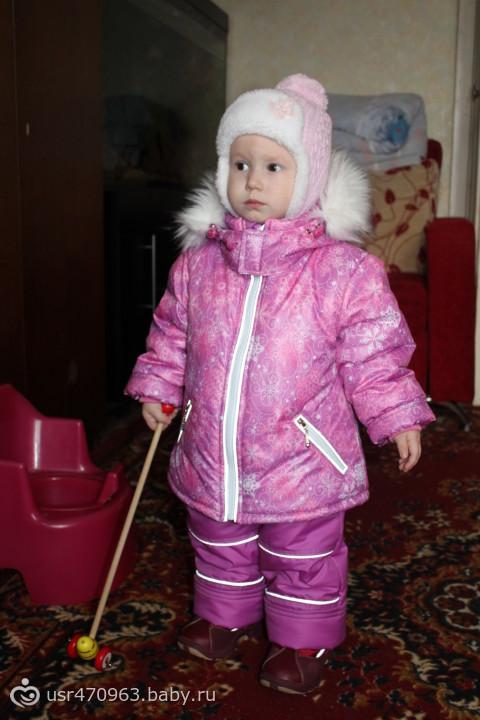 МК по пошиву зимней куртки