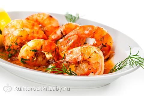 греческий креветками рецепт фото