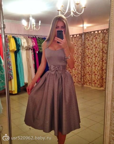 Купить красивое платье в тюмени