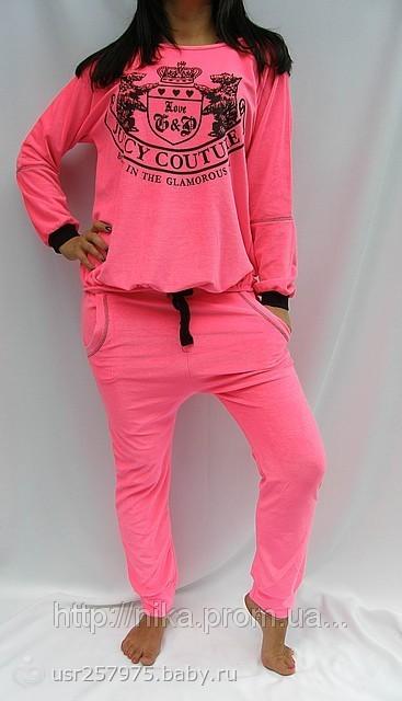 женские спортивные костюмы juicy couture
