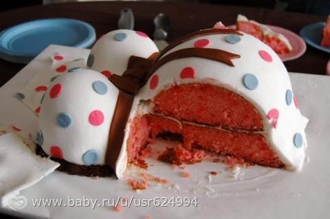 Тортики, их фото