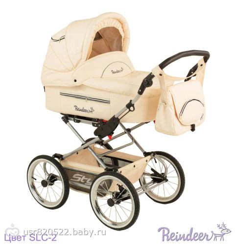 Как выбрать коляску для новорожденного весной