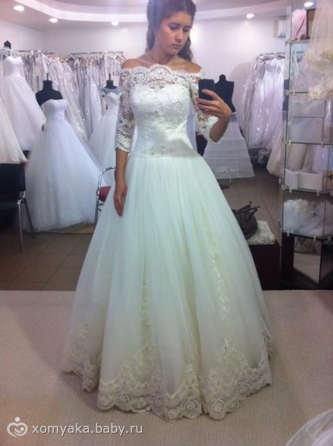 Платье мечты на свадьбу