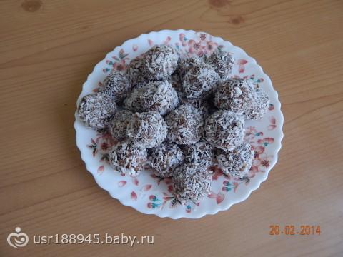 Полезительный десертик :)