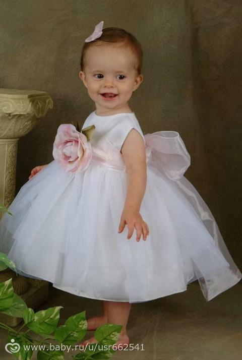 Где купить платье для девочки 2 года